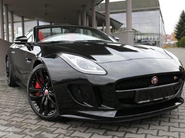 Jaguar F-type 3.0 V6 s/c (380KM) S Convertible-1