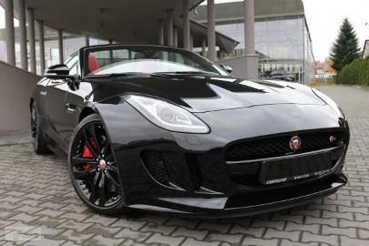 Jaguar F-type 3.0 V6 s/c (380KM) S Convertible