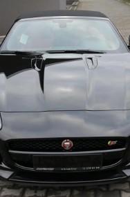 Jaguar F-type 3.0 V6 s/c (380KM) S Convertible-2