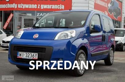 Fiat Qubo Fiat Fiorino Qubo 1.3 Multijet 16V Dynamic Euro5, Salon Pl, Serwis A