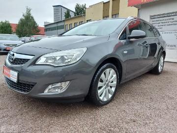 Opel Astra J 1.4 turbo, Cosmo, gwarancja, ASO, idealna!