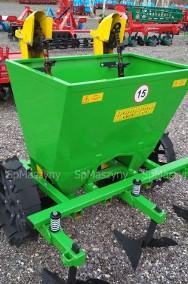 Sadzarka do ziemniaków Metalowe koszyki 2-rzędowa Transport -2