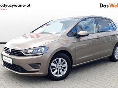 Volkswagen Golf Sportsvan I 1.2 TSI 110KM,Trendline,DSG,Salon.PL,ASO,FV23%-1