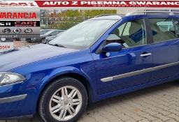 Renault Laguna II 2.0 135 KM B+GAZ półskóry alufelgi gwarancja