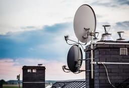 Montaż Ustawianie Anteny Satelitarnej/naziemnej na ścianie ,elewacji, balkonie Kielce najtaniej w Kielcach
