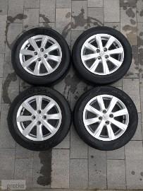 "Oryginalne aluminiowe felgi Toyota 15"" 4x100 ET39 42611-0D610 Toyota Yaris"