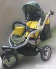 Czyszczenie wózków dziecięcych