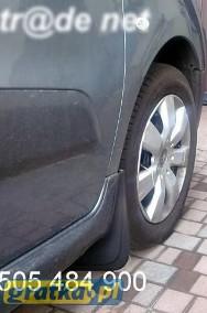 VOLKSWAGEN CADDY III do 2010 do 2015 komplet chlapaczy do aut Volkswagen Caddy-2