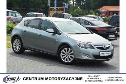 Opel Astra J J 2012r - 1.7 CDTI - Klimatyzacja AC