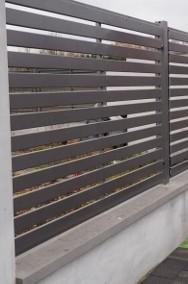 Przęsło ogrodzeniowe 120X200cm P12b ceownik 70x10 ocynk+kolor-2