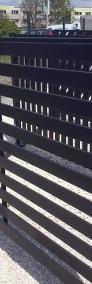 Przęsło ogrodzeniowe 120X200cm P12b ceownik 70x10 ocynk+kolor-4