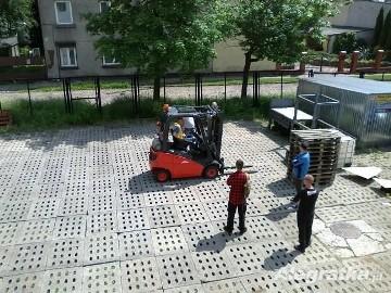 KURS NA WÓZKI WIDŁOWE tylko 378 zł w Katowicach.
