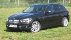 BMW SERIA 1 118 BMW seria 1, 118i LCI