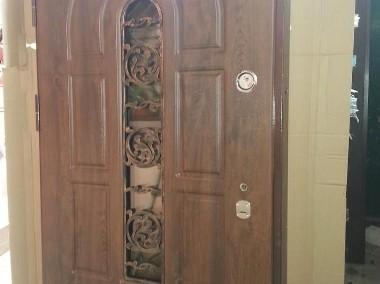 Drzwi zewnętrzne wejściowe do domu-1