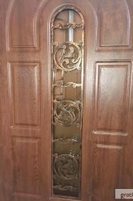 Drzwi zewnętrzne wejściowe do domu-2