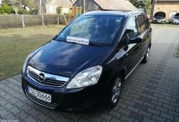 Opel Zafira B Bezwypadkowy Parktronic Navi Kolr Klimatronic