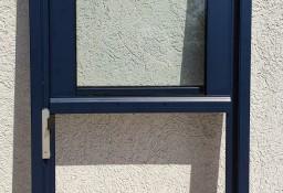 Okno podnoszone do góry do kuchni stołówki obsługi klienta przyczepy kontenera