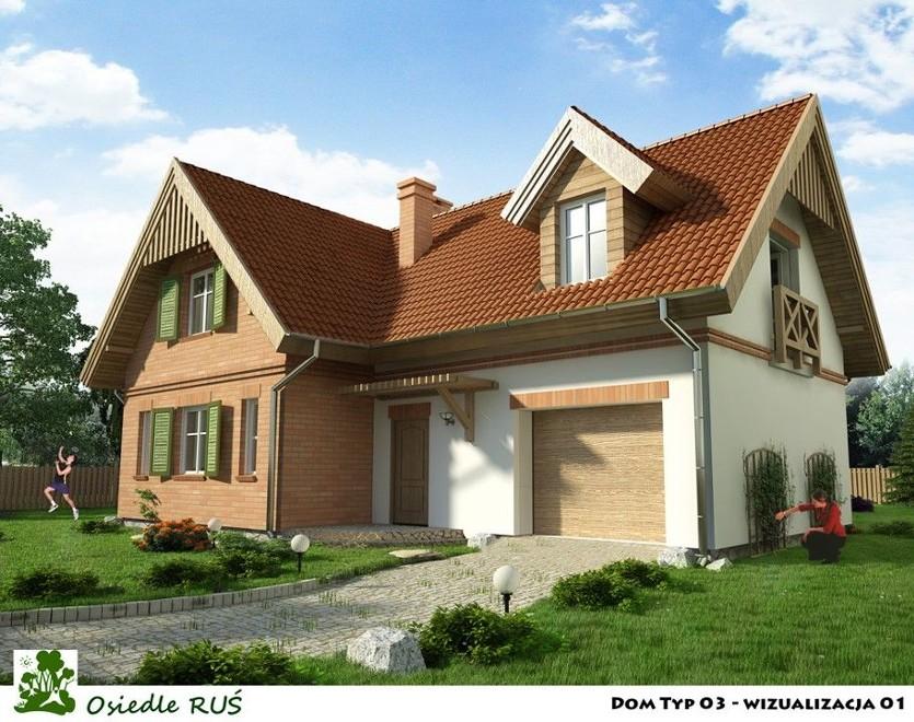 Dom Olsztyn Ruś