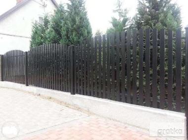 Przęsło ogrodzeniowe, płot, wzór P12 120x200cm ocynk+kolor-1