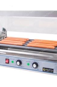 Podgrzewacz rolkowy do parówek, hot dogów, 5 rolek, teflon-2
