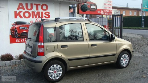 Fiat Panda II poj 1200 benzynka-69KM,Klimatyzacja ,Wspomaganie,w