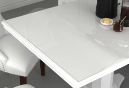 vidaXL Mata ochronna na stół, przezroczysta, 100x60 cm, 2 mm, PVC288257