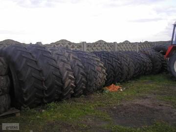 Opony rolnicze i budowlane do ciągników kombajnów ładowarek