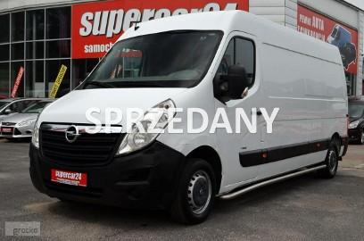 Opel Movano OPEL MOVANO L3H2 MAX 2.3CDTi 125 KM, Navi, FV 23%, Gwarancja!!