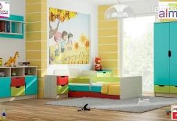 zestaw MIŁOSZ A z łóżkiem - WYSYŁKA GRATIS - meble dla przedszkolaka