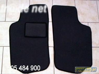 Opel Combo C od 2001 do 2011 r. VAN najwyższej jakości dywaniki samochodowe z grubego weluru z gumą od spodu, dedykowane Opel Combo-1