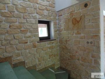 Stara cegła kamień dekoracyjny elewacyjny płytki elewacyjne kamienne
