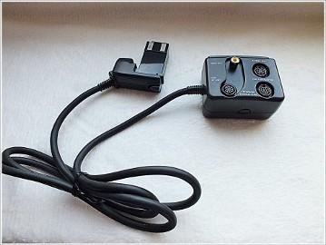 Oryginalne akcesoria do kamery video Canon AC Coupler AR-260