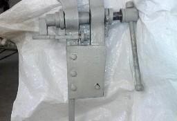 Imadło kowalskie stalowe kute waga ~60 kg