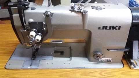 Maszyna do szycia Dwuigłówka Juki Servo Prąd 220V Pfaff Durkopp Adler Siruba Stębnówka