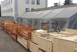 Łóżko rehabilitacyjne  drewniane medyczne meblowe elektryczne
