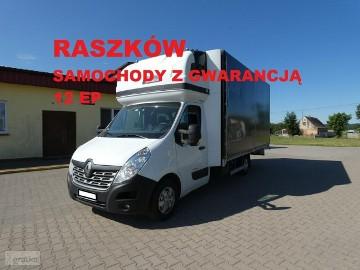 Renault Master master 2.3 170 km polski salon 12 paletowy plandeka 8,9,10 ep