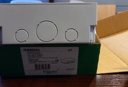 Optiline 45 Puszka podłogowa zalewana prostokątna plastik 200mm ISM50330