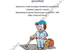 BIZNESPLAN mobilna firma sprzątająca (pranie tapicerek samochodowych meblowych, dywanów i wykładzin) (przykład) 2017