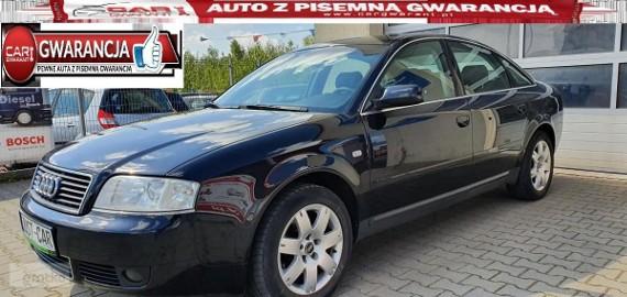 Audi A6 II (C5) 2.0 130 KM climatronic alufelgi opłacony gwarancja