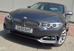 BMW SERIA 4 I (F36) 2.0d aut Gran Coupe/ Navi/ Kamera/ Xenon/ Skóra/ G