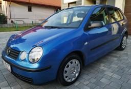 Volkswagen Polo IV Model 2004r 5 drzwi 2 właściciel Klima Super kolor