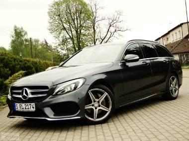Mercedes-Benz Klasa C W205 C 200 (BlueTEC) d 7G-TRONIC-1