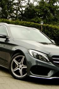 Mercedes-Benz Klasa C W205 C 200 (BlueTEC) d 7G-TRONIC-2
