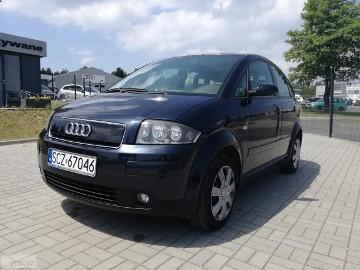 Audi A2 I (8Z) 1.4 16V 75KM