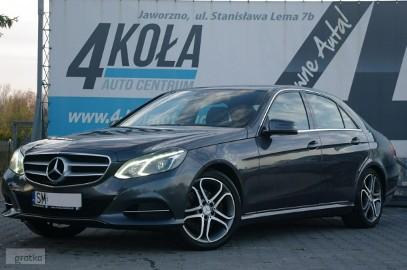 Mercedes-Benz Klasa E W212 LED*4-Matic*Szwajcaria*Rej. PL*