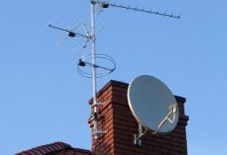 Anteny. Montaż,naprawa i ustawienie anten TV i SAT - Łódź 501-326-550