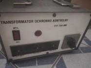 Transformator ochronno kontrolny TOK 800 WAT separacyjny