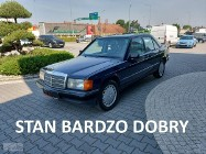 Mercedes-Benz W201 jeden właściciel od nowości, 2.6 benzyna, bardzo mały przebieg