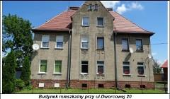 Mieszkanie Szymiszów, ul. Dworcowa 20