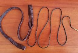 Wycior sznur boresnake 4,5mm .17 i .177 bore cleaner szczotka do broni